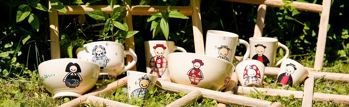 Alsace Boutique - Tasses, Mugs, Bols Jeannala & Seppala