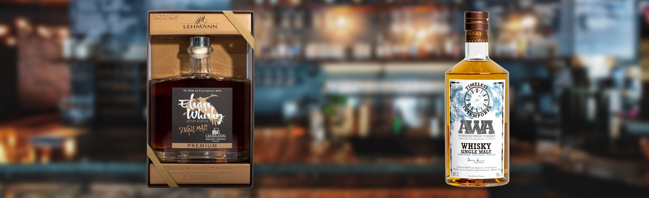 Alsace Boutique - Whisky - Alsace