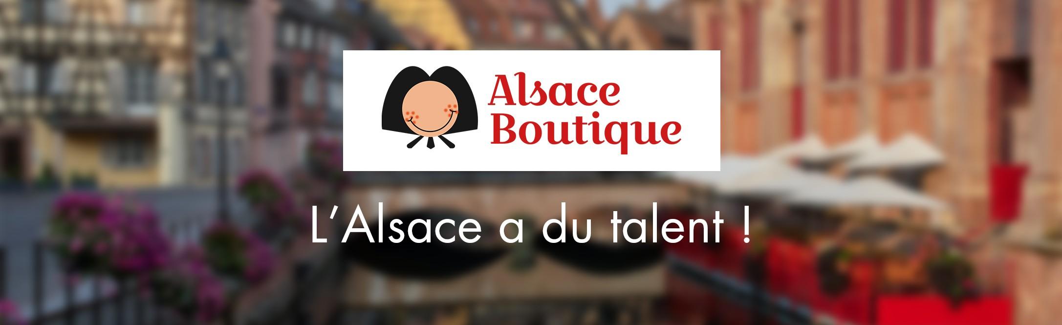 Alsace Boutique - Bernhard Gross - Artiste Alsacien - Eguisheim